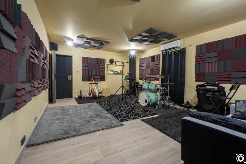Studio Loïc Journo : Les Portes Musicales Varoises