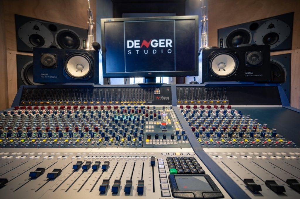 Studio enregistrement Marseille : Denger Studio