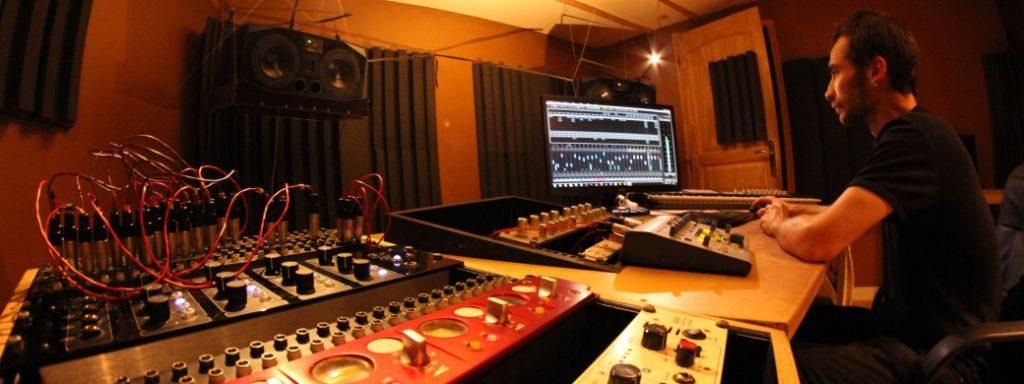 Medusa Prod : studio d'enregistrement Marseille