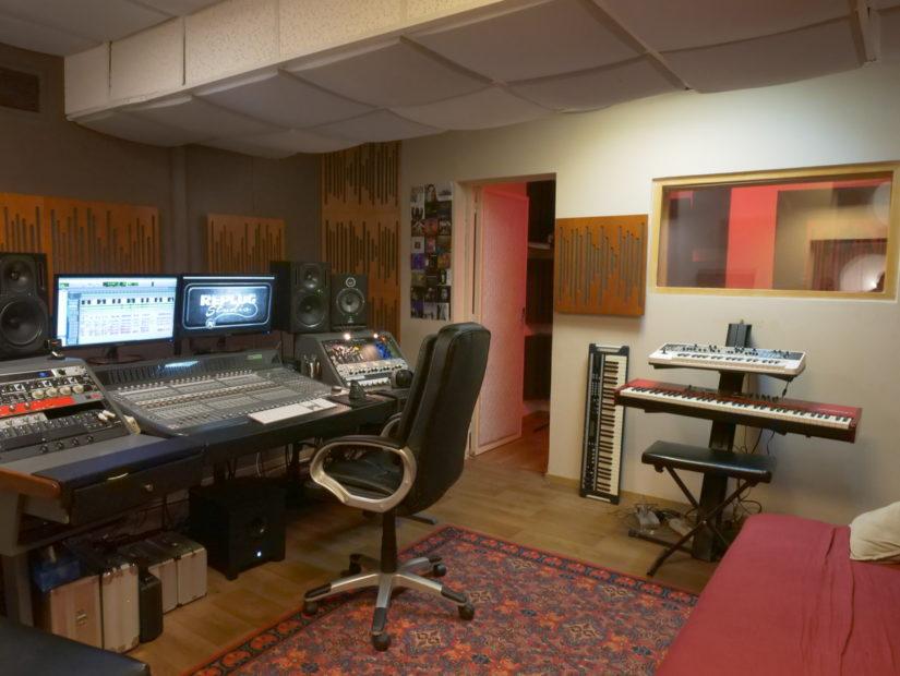Studio Replug : Lieu de Vie Musicale Incontournable en PACA !