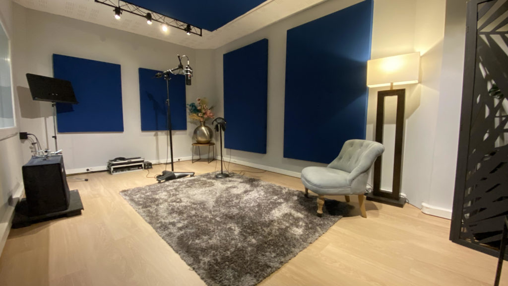 Nice Sound Studio : studio d'enregistrement