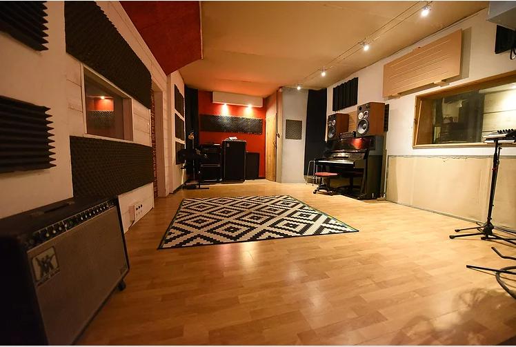 Studio Vox Montpellier : grande cabine